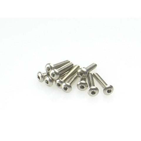 HIRO SEIKO Hex Socket Button Head Screw M3x14