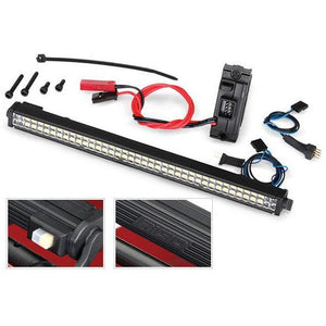 TRAXXAS LED LIGHTBAR KIT (RIGID)/PWR SUPPLY, TRX-4 (8029)