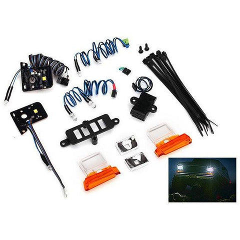 Image of TRAXXAS LED LIGHT SET (CONTAINS HEADLIGHTS) (8036)