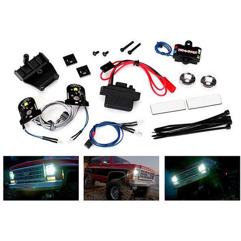 Image of TRAXXAS LED LIGHT SET with power supply