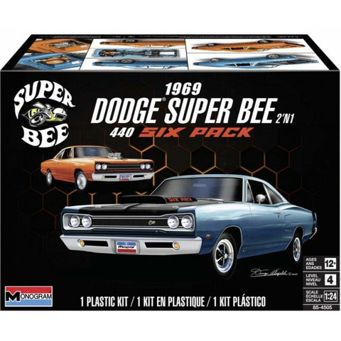 REVELL 1/24 1969 Dodge Super Bee