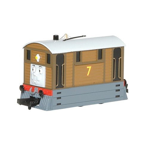 BACHMANN THOMAS & FRIENDS OO Scale Toby the Tram Engine with Moving Eyes