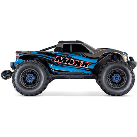 TRAXXAS 1/10 Maxx 4WD Monster Truck, Brushless, TQI Traxxas