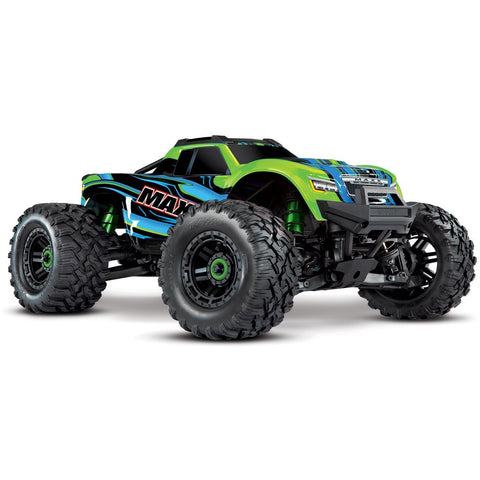 TRAXXAS MAXX 4WD Monster Truck, TQI Traxxas Link Enabled 2.