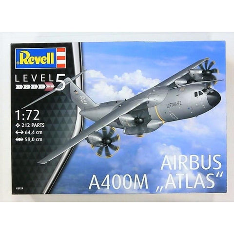 "REVELL 1/72 Airbus A400M ""Atlas"""