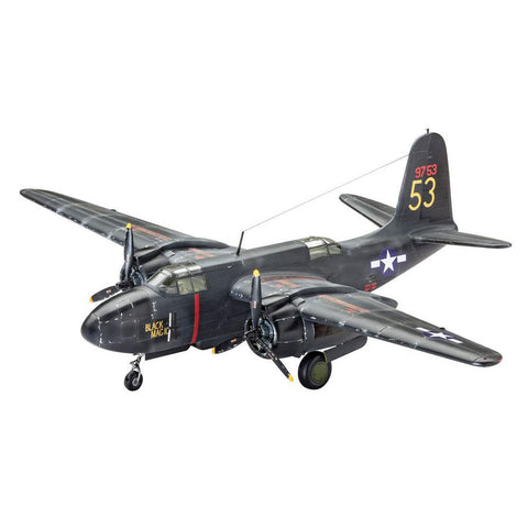 Image of REVELL 1/72 P-70 Nighthawk