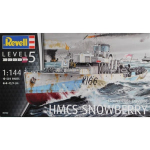 Revell FLOWER CLASS CORVETTE (EARLY) 1/144