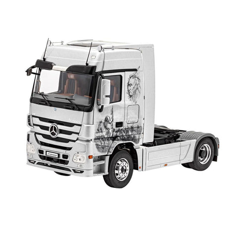 Image of Revell MERCEDES-BENZ ACTROS MP3 1:24
