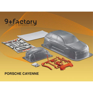 9FACTORY PORSCHE CAYENNE BODY SHELL