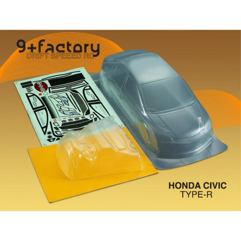 Image of 9FACTORY HONDA CIVIC TYPE-R BODY SHELL