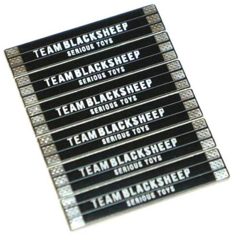 TEAM BLACK SHEEP WhiteNoise Race Wires (A-TBSS-RCWR)