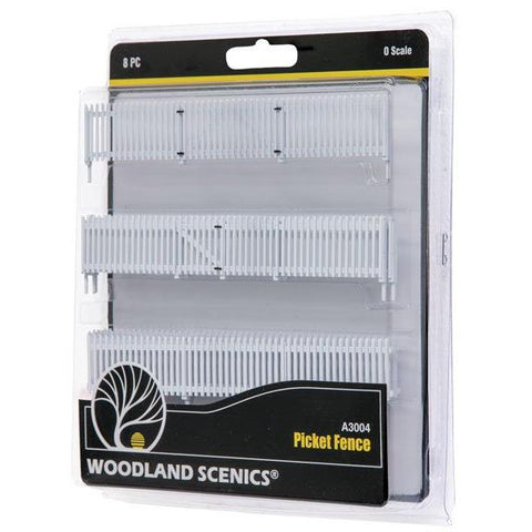 WOODLAND SCENICS O Picket Fence