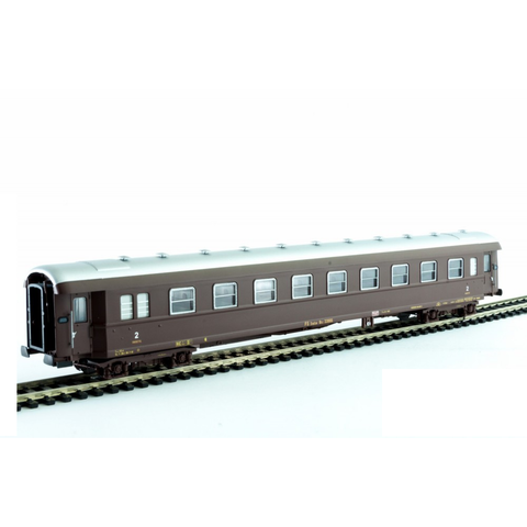 ACME HO Couchette Car Type 1959 - Brown Original Livery