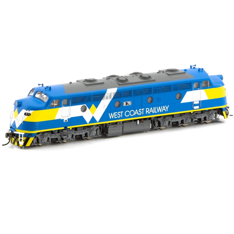 AUSCISION HO B76 West Coast Rail - DCC Sound Equipped