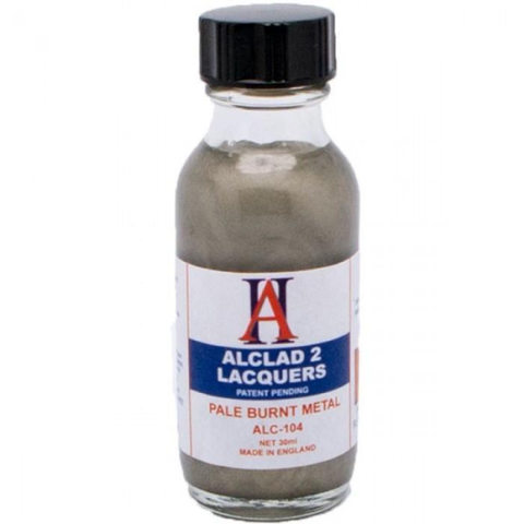 ALC-104 - PALE BURNT METAL 1OZ.