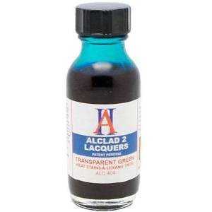ALCLAD 404 TRANSPARENT GREEN 1OZ (ALC-404)