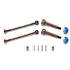 ARROWMAX Drive Shaft Rear Lightweight Set For Yokomo B-MAX