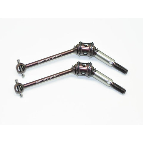 Image of ARROWMAX ECS Drive Shaft Set V2 for XRAY T4 - 52mm (Spring