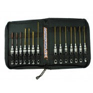 Image of ARROWMAX AM Honeycomb Toolset (14Pcs) With Tools bag (AM-19