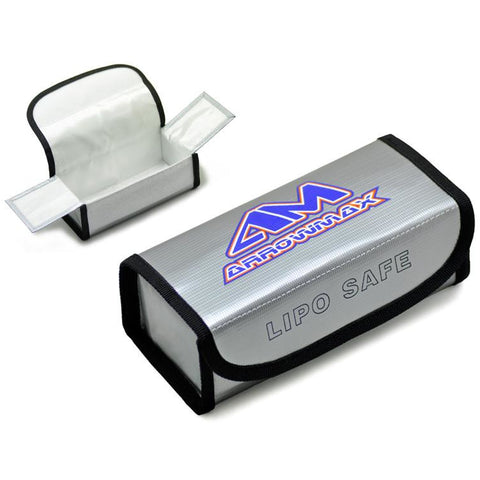 Image of ARROWMAX LiPo Safe Bag (185 X 75 X 60mm)