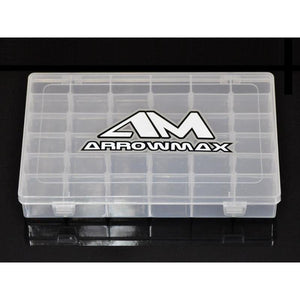 ARROWMAX 36-Compartment Parts Box (272 X 175 X 43mm)(AM-199