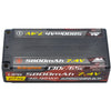 ARROWMAX AM Lipo 5800mAh 2S Shorty - 7.4V 65C Continuos 130