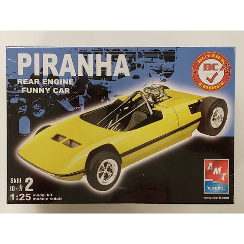 AMT 1122 1/25 Piranha Dragster Plastic Model Kit