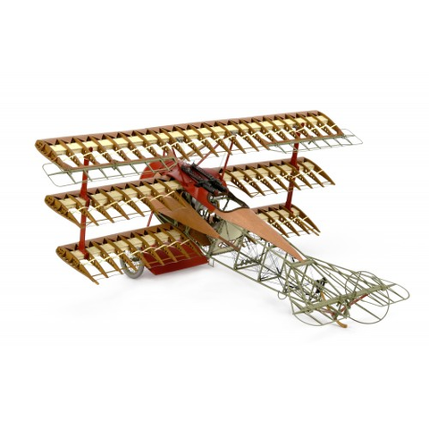 Artesania 20350 1/16 Fokker Dr. I The Red Baron's Triplane