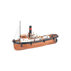ARTESANIA 1/50 Sanson Tugboat Wooden Ship Model (ART-20415)