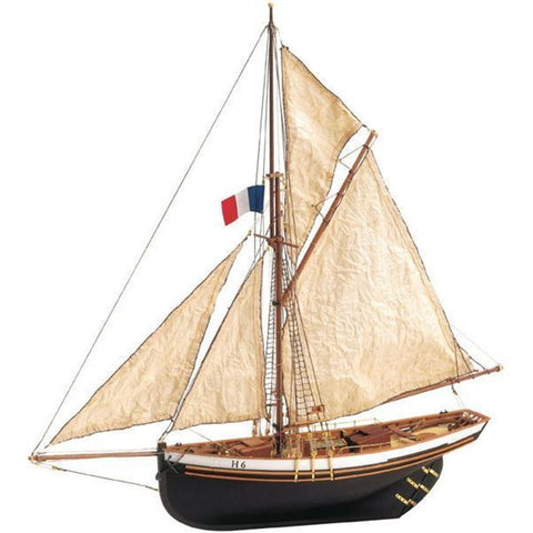 Artesania 22180 1/50 Jolie Brise Wooden Ship Model