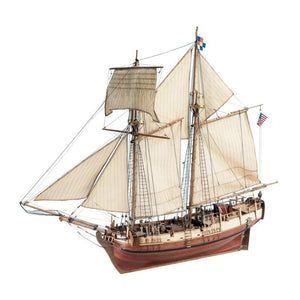 ARTESANIA 1/35 Independence Wooden Ship Model (ART-22414)