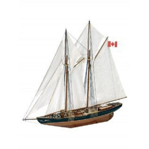 ARTESANIA 1/75 Bluenose II Wooden Ship Model (ART-22453)