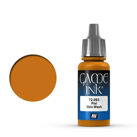 VALLEJO Game Colour Ink Skin Wash 17ml