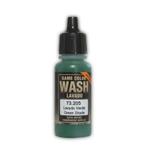 VALLEJO Green Wash 17ml