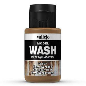 VALLEJO Model Wash European Dust 35ml