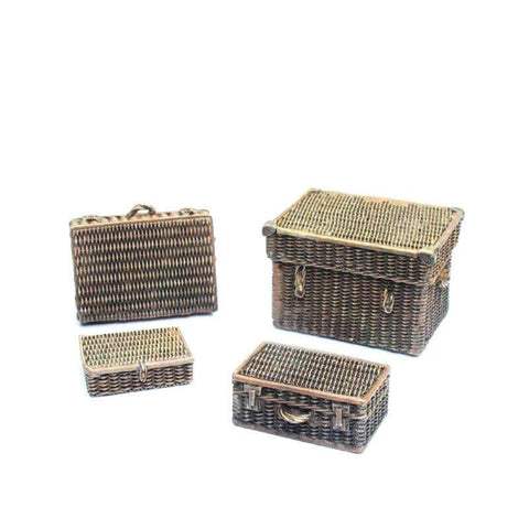 Vallejo SC227 Wicker Suitcases Diorama Accessory