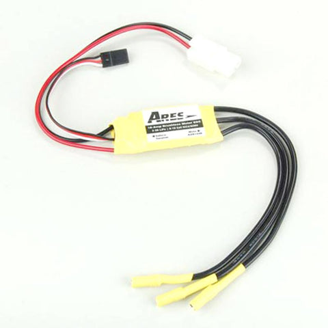 Image of ARES 18-AMP Brushless Motor ESC: Gamma 370