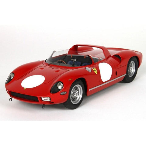BBR Ferrari 250 P Version Presented 1963 (BBRC1826A)