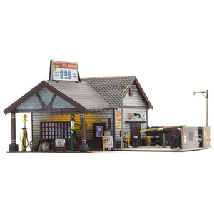 WOODLANDS O Ethyl's Gas & Service