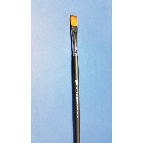 SMS Brush FLAT Size 6 (Synthetic) (BRSH13)