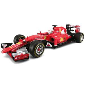 BBURAGO FERRARI 1:18 FERRARI RACING SET SF15-T