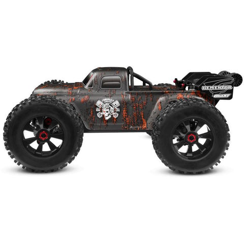 Image of TEAM CORALLY - Dementor XP 6S - 1/8 Monster Truck SWB - RTR