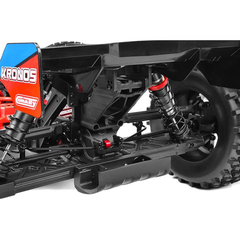 Image of TEAM CORALLY 2021 Version KRONOS XP 6S - 1/8 Monster Truck LWB - RTR - Brushless Power 6S - No Battery - No Charger