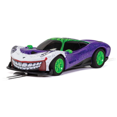 SCALEXTRIC 1/32 Batman Joker Inspired Car