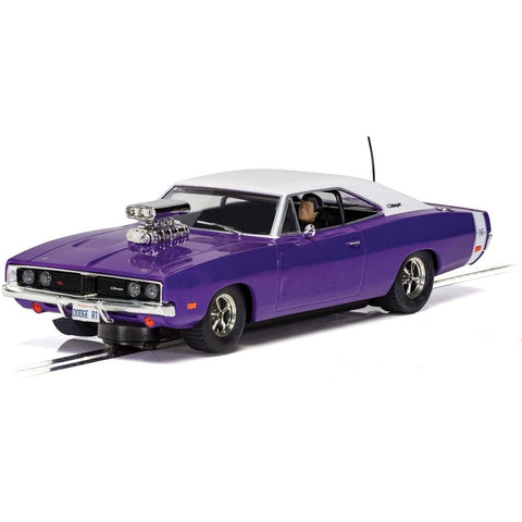 SCALEXTRIC 1:32 Dodge Charger R/T - Purple