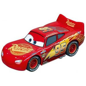CARRERA GO!!! Cars 3 Lightning McQueen