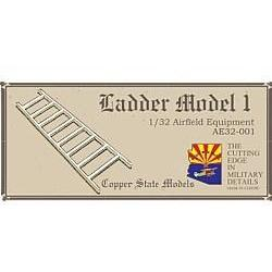 COPPER STATE MODELS 1/32 Ladder Model 1 (CSM-AE32-001)