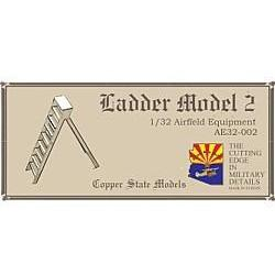 COPPER STATE MODELS 1/32 Ladder Model 2 (CSM-AE32-002)