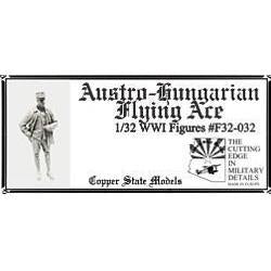 COPPER STATE MODELS 1/32 WWI Austro-Hungarian flying ace (C