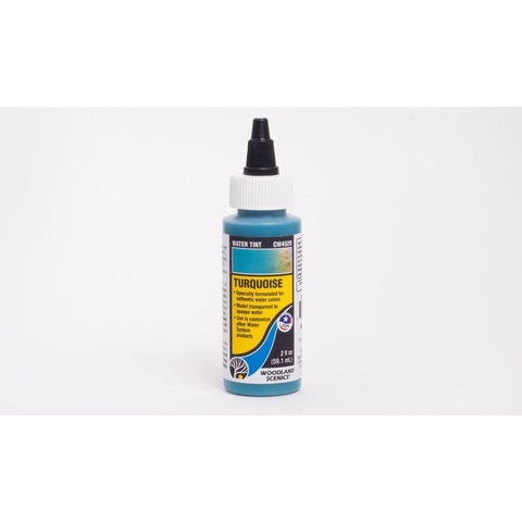 WOODLANDS Turquoise Water Tint